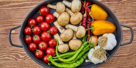 Eating More Vegetables can be One of the Best Ways to Lose Weight., Omaha, Nebraska