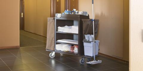 Which Casters & Wheels Are Best to Use in the Hotel Industry?, Manhattan, New York