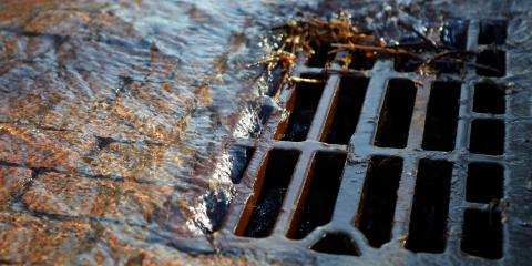 3 Signs Your Catch Basins Need Repairs, Greece, New York