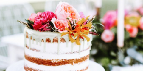 5 Amazing Wedding Cake Trends for the Summer, Waimea, Hawaii