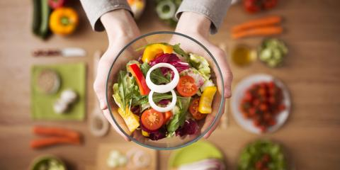 Top Ohio Caterers Offer Tips for Healthy Eating This Year, Dublin, Ohio