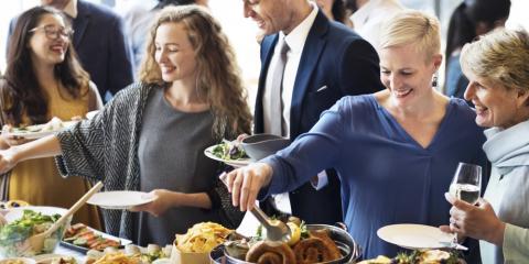 Top 3 Tips for Developing a Catering Menu, Burlington, Kentucky