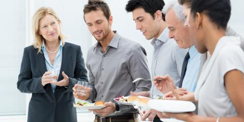 3 Ways Catered Lunches Will Improve Company Spirits, Honolulu, Hawaii