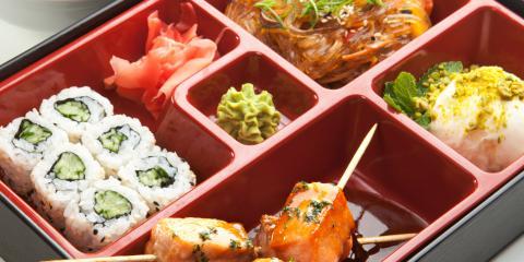 5 Big Benefits of Bento, Honolulu, Hawaii