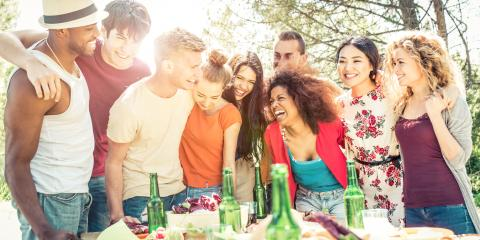 4 Catering Ideas for a Summer Party, ,