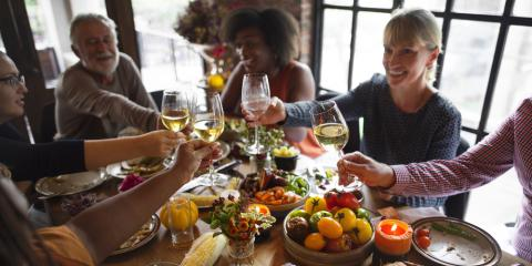 3 Ways Catering Can Make Your Holiday Party Stress-Free, Groton, Connecticut