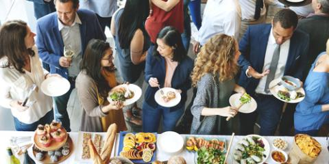 3 Advantages of Hiring a Catering Team for Your Next Corporate Event, Ewa, Hawaii