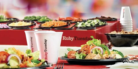 ruby tuesday catering menu