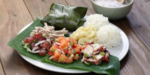 3 Catering Dishes Perfect for a Hawaiian Destination Vacation, Wahiawa, Hawaii