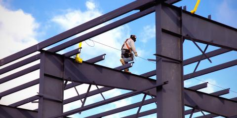 4 Benefits of Structural Steel, Dalton, Georgia