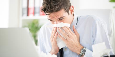 What Causes Seasonal Allergies & How Can Office Cleaning Help?, Spokane, Washington
