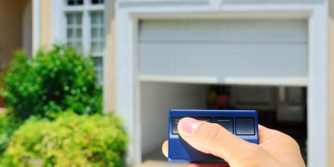 3 Benefits of Changing Your Garage Door System, Middletown, Ohio