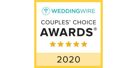 Party Pleasers Services Named Winner in 2020 WeddingWire Couples' Choice Awards®, Reading, Ohio