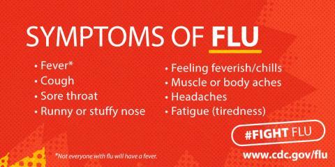 FLU SEASON IS HERE, Covington, Kentucky