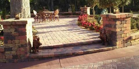 Hardscapes 101: Choosing the Best Concrete Pavers, Ocala, Florida