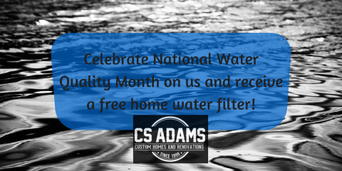 Free Home Water Filter With New Home Construction!, Dothan, Alabama