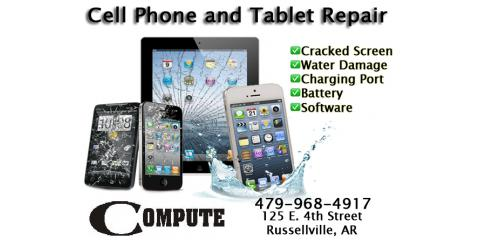 Cell Phone & Tablet Repair, Russellville, Arkansas