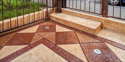 Interested in Stamped Concrete? Local Cement Professionals Answer Frequently Asked Questions, Windham, Connecticut