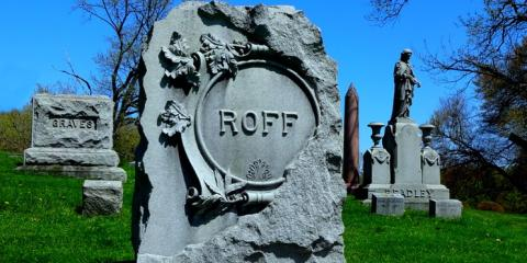 ​A Proper Remembrance: Granite Monuments That Stand the Test of Time, Rochester, New York