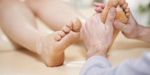 Foot Specialist Shares 4 Possible Reasons for Tingling or Numbness, Anderson, Ohio