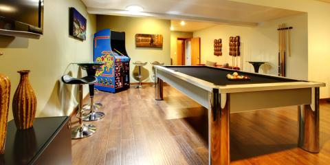 3 Ideas for Your Newly Finished Basement, Centerville, Ohio