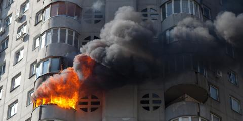 Fire Investigation Procedures: Determining the Origin & Cause of a Blaze, Dayton, Ohio