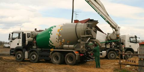 3 Facts to Know About How Cement Mixers Work, Ewa, Hawaii