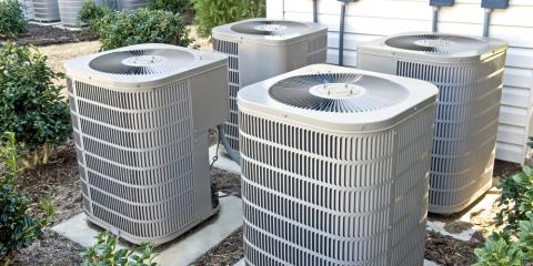 4 Reasons Your Central Air Conditioner Is Underperforming, Cabot, Arkansas