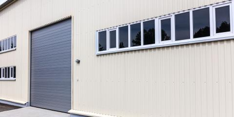 The Top 3 Advantages of Rolling Steel Garage Doors for Businesses, Balsam Lake, Wisconsin