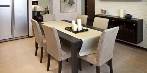 3 Ways Ceramic Floor Tile Will Bring New Life to Your Dining Room, Hamilton, Ohio