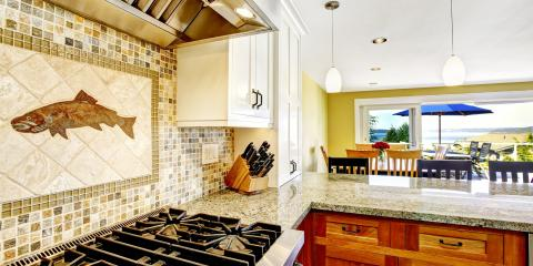 4 Advantages of Backsplash Tile, Anchorage, Alaska