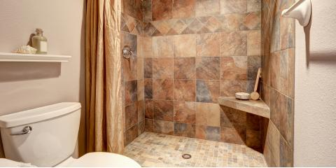 Porcelain vs. Ceramic Tile for Bathrooms, Anchorage, Alaska