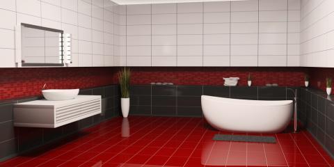 3 Unique Ways to Use Bathroom Tile, Lihue, Hawaii
