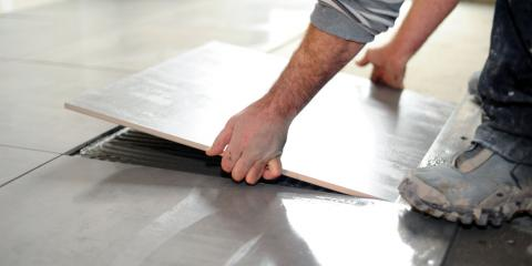 Top 3 Benefits of Installing Ceramic Tile Floor , Barnesville, Ohio