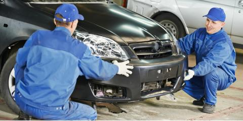 3 Myths About Auto Body Repair, Bad Rock-Columbia Heights, Montana
