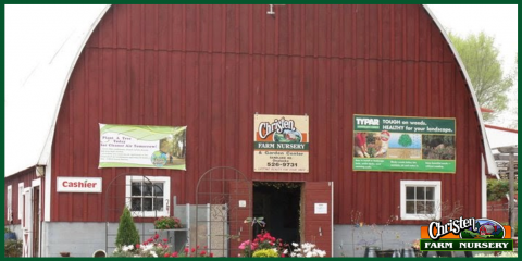 Add Curb Appeal to Your Home With Christen Farm Nursery's Garden Center, Holmen, Wisconsin