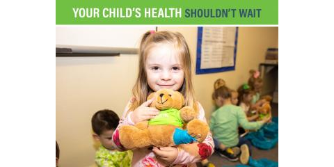 It's Never too Late for a Child's Back-to-School Checkup, Gatesville, Texas