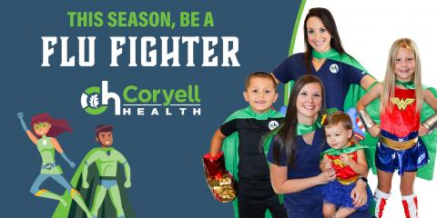 Be a Flu Fighter this Flu Season! , Gatesville, Texas