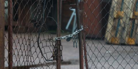 4 Signs It's Time to Replace a Chain-Link Fence, Nicholasville, Kentucky