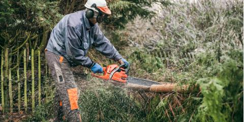 3 Safety Tips for Operating a Chainsaw, Milledgeville, Georgia