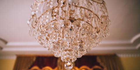 4 Perfect Places to Hang a Chandelier in Your Home, Atlanta, Georgia