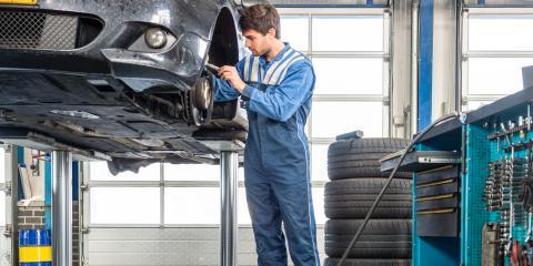 3 Reasons for Squeaky Car Brakes & Belts, Mesa, Arizona