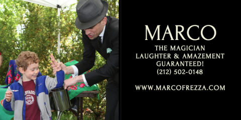 Best Children's Entertainer in Chappaqua - MARCO THE MAGICIAN, Philipstown, New York