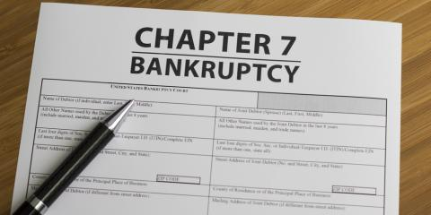 Chapter 7 Bankruptcy Tips: What You Need to Know Beforehand, Charles Town, West Virginia