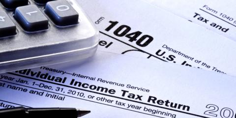 3 Major Benefits of Filing Your Taxes Early, Chariton, Iowa