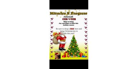 Fit N Tan Toy Drive! Help Support the Kids in Need this season and Enjoy a Free Tan!, St. Charles, Missouri