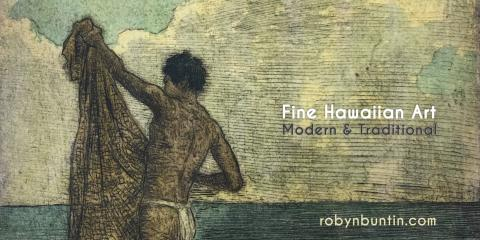 Attention Hawaiian & Polynesian Art Fans: Rare Piece on Display Now Available for Purchase!, Honolulu, Hawaii