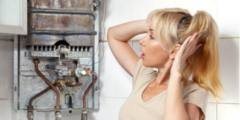4 Steps to Take After a Water Heater Ruptures, Algood, Tennessee