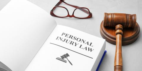 The Timeline for a Typical Personal Injury Claim, Charles Town, West Virginia