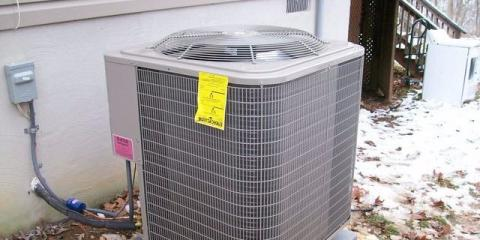 An HVAC Service Company Explains Fall & Winter Air Conditioning Maintenance, Charles Town, West Virginia